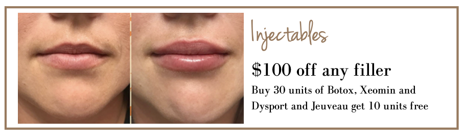 Injectables - July Special